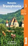 Transylvania, guidebook in English - Bradt