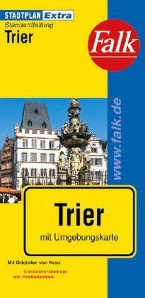 Trier Extra várostérkép - Falk