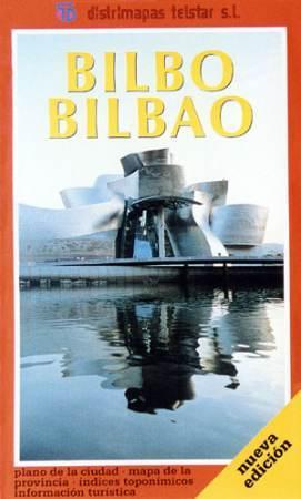 Bilbao és környéke térkép - Telstar