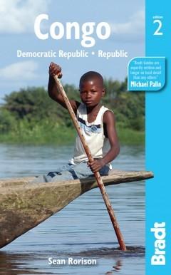 Kongó, angol nyelvű útikönyv - Bradt