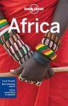 Afrika, angol nyelvű útikönyv - Lonely Planet