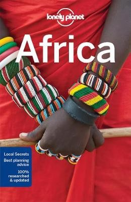 Africa, guidebook in English - Lonely Planet
