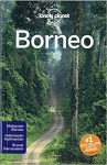 Borneo, guidebook in English - Lonely Planet