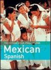 Mexican Spanish Phrasebook - Rough