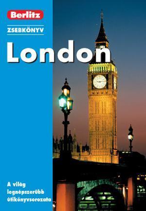 London, magyar nyelvű útikönyv - Berlitz