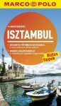Istanbul, guidebook in Hungarian - Marco Polo