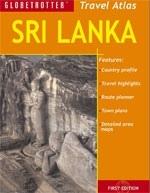 Sri Lanka - Globetrotter: Travel Atlas