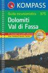 Val di Fassa - Kompass WF 975