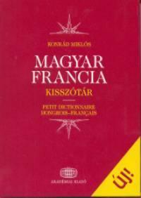 Magyar-francia kisszótár