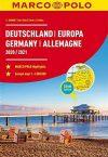 Németország atlasz - Marco Polo