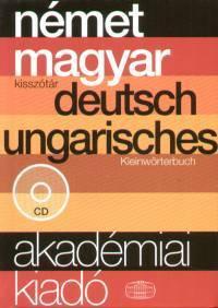 Német-magyar kisszótár CD-vel