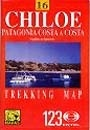Chiloe - Patagonia Costa a Costa térkép - JLM Mapas
