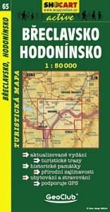 Břeclavsko, Hodonínsko turistatérkép - SHOCart 65