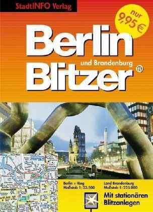 Berlin und Brandenburg Blitzer - Falk