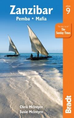 Zanzibár, angol nyelvű útikönyv - Bradt