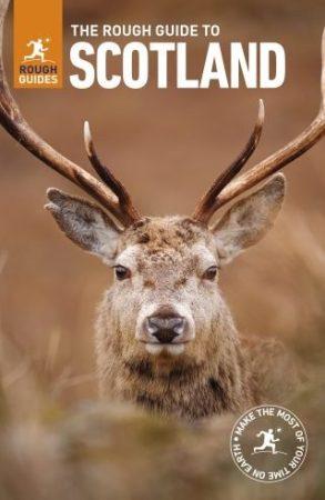 Skócia, angol nyelvű útikönyv - Rough Guide
