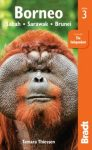 Borneo, guidebook in English - Bradt