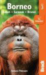 Borneó, angol nyelvű útikönyv - Bradt
