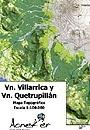 Volcán Villarrica, Caburgua térkép - Pixmap