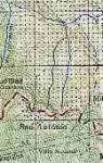 Milluni térkép (5945-II) - IGM (Bolivia Survey)