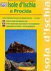 Ischia és Procida szigetei térkép - LAC