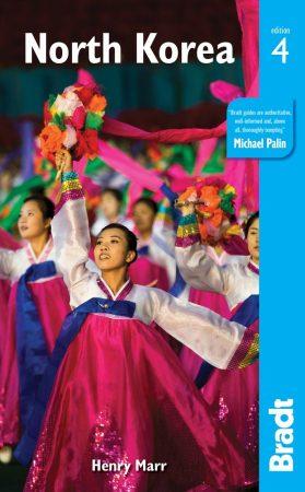 Észak-Korea, angol nyelvű útikönyv - Bradt