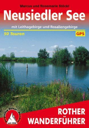 Fertő, német nyelvű túrakalauz - Rother