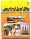 Jharkhand autóatlasz - Indian Map Service