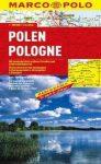 Lengyelország térkép - Marco Polo