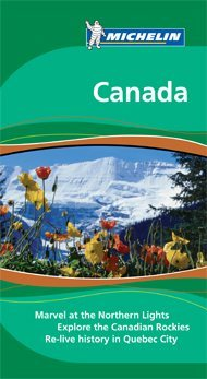 Canada Green Guide - Michelin