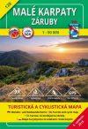 Little Carpathians & Záruby, hiking map (128) - VKÚ