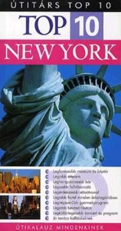 New York útikönyv - Útitárs Top 10
