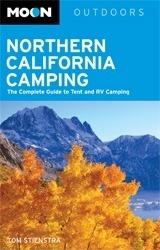 Northern California Camping - Moon