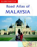 Malaysia - Globetrotter: Road Atlas