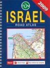Izrael autóatlasz - Mapa Publishers