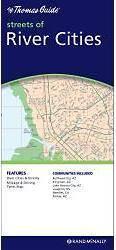 River Cities AZ/CA/NV térkép - Rand McNally