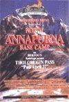 Annapurna alaptábor térkép (2) - Himalayan Maphouse