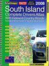 South Island autóatlasz - Kiwimaps