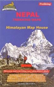 Chulus térkép (53) - Himalayan Maphouse