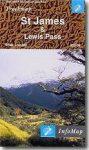 St. James & Lewis Pass turistatérkép - Dep. of Conservation