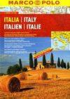 Olaszország atlasz - Marco Polo