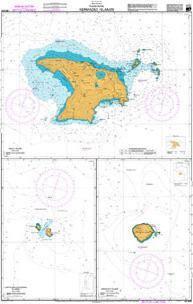 Raoul Island (Kermadec Islands) térkép - Land Information