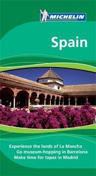 Spain Green Guide - Michelin