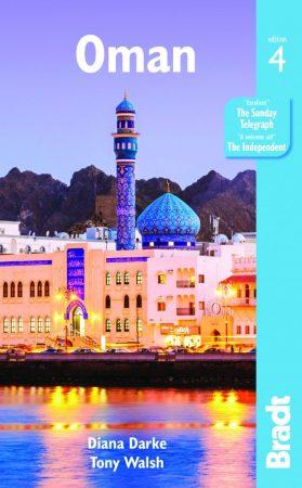 Omán, angol nyelvű útikönyv - Bradt