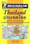 Thaiföld atlasz - Michelin