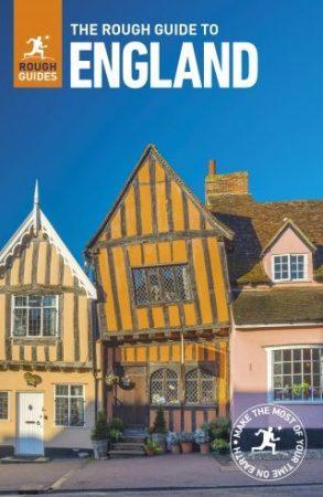 Anglia, angol nyelvű útikönyv - Rough Guide
