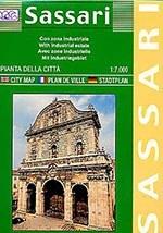 Sassari térkép - LAC