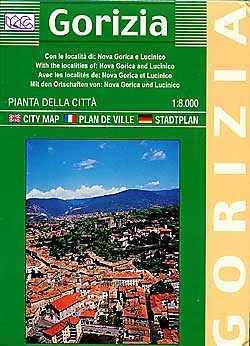Gorizia térkép - LAC