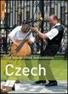 Czech Phrasebook - Rough