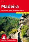 Madeira, német nyelvű túrakalauz - Rother